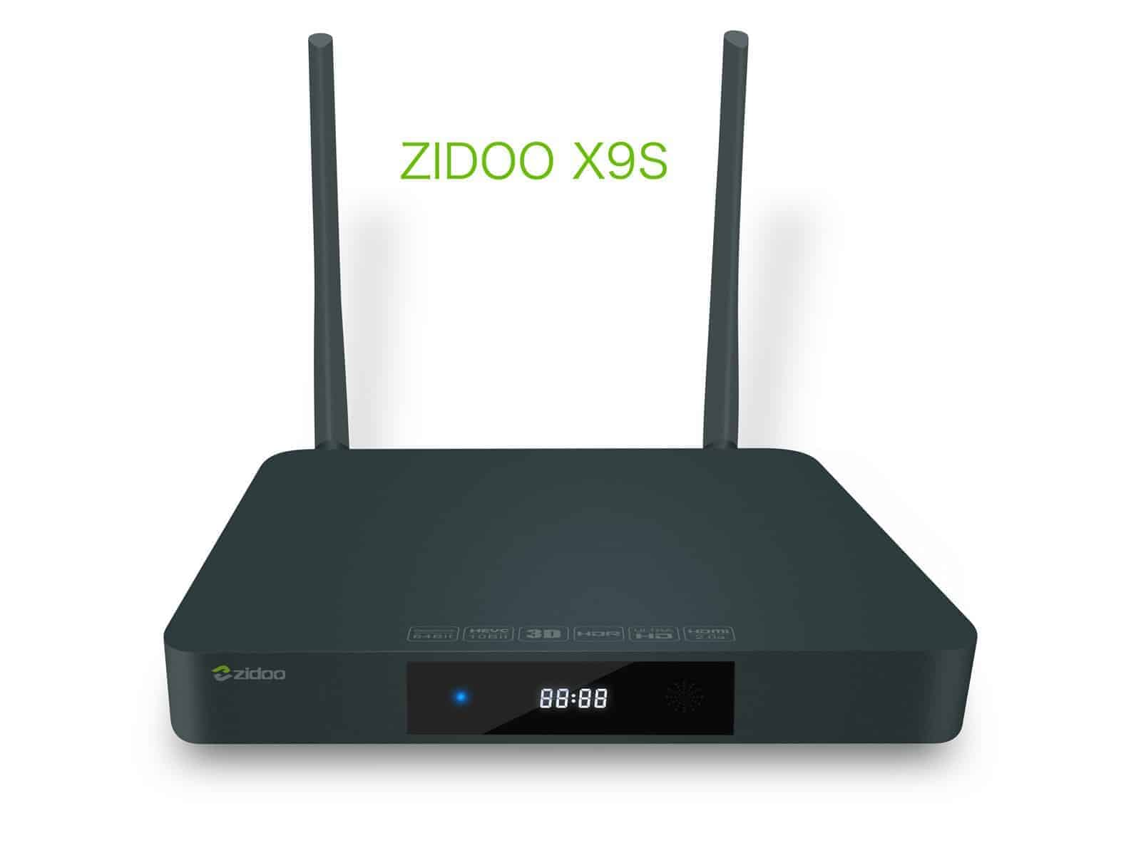 zidoo x8  Zidoo X9S and X8 - The Streaming Blog