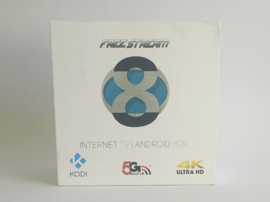 Freestream X8 Review - The Streaming Blog
