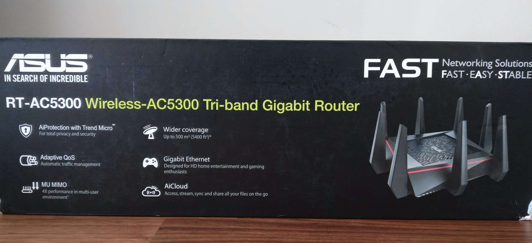 Asus RT-AC5300 Router Review - The Streaming Blog
