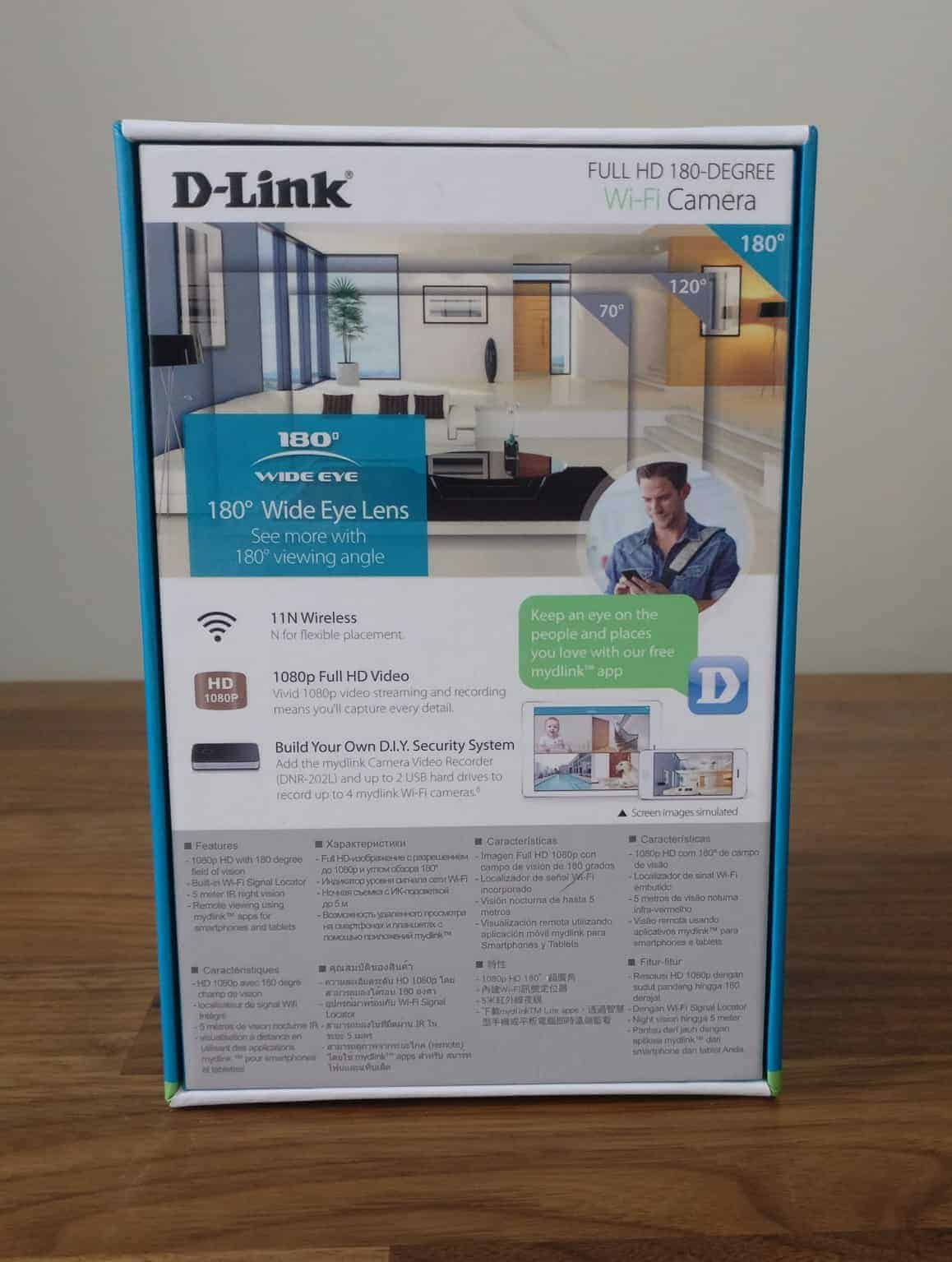 D-Link DCS-2530L WiFi Camera Review - The Streaming Blog