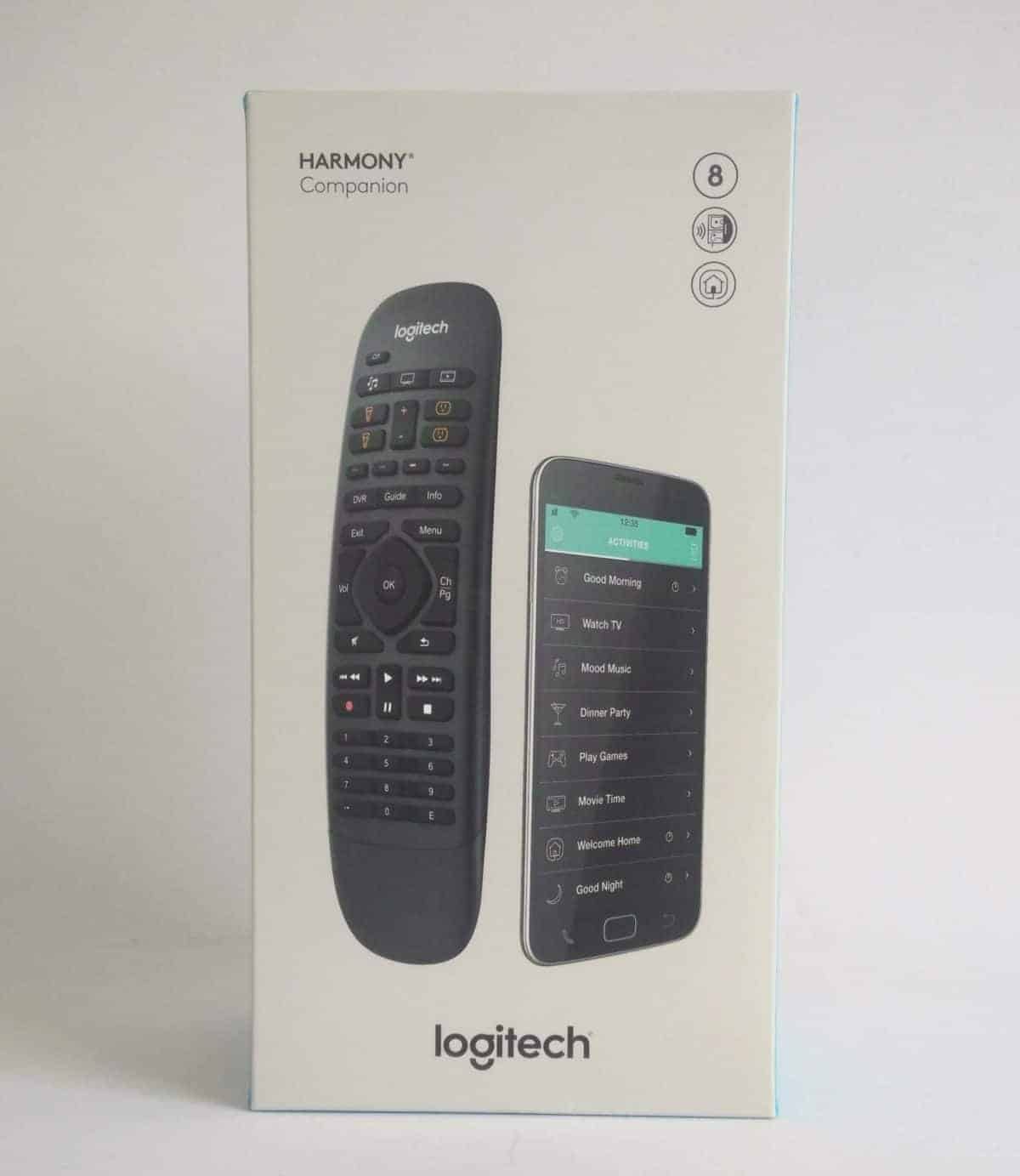Logitech Harmony Companion Review - The Streaming Blog
