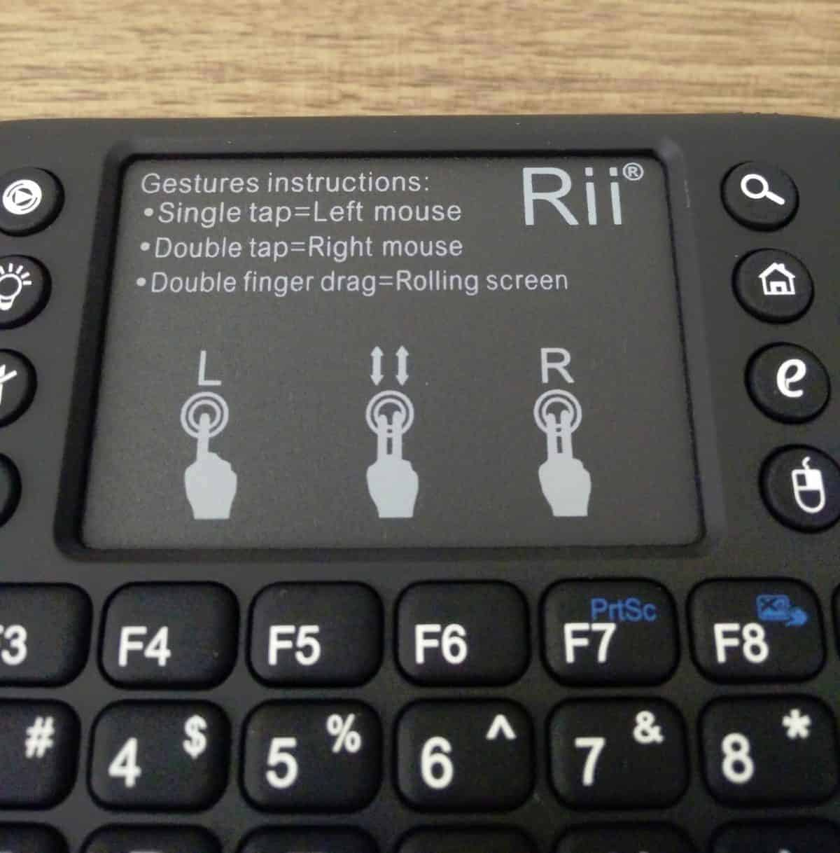 Rii i8+ Wireless Keyboard Review - The Streaming Blog