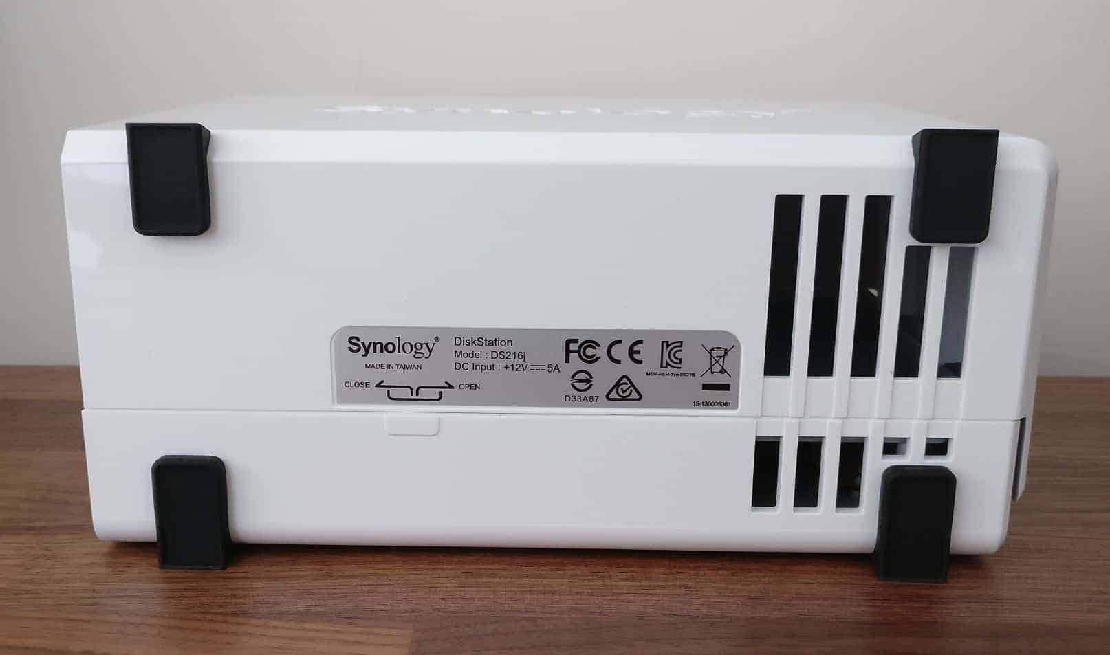 Synology DS216J 2 Bay NAS Review - The Perfect Backup Solution - The