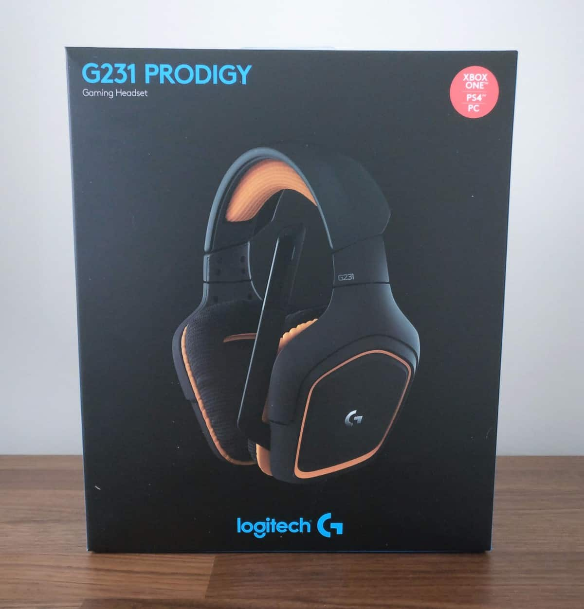 Logitech G231 Gaming Headset Review - The Streaming Blog