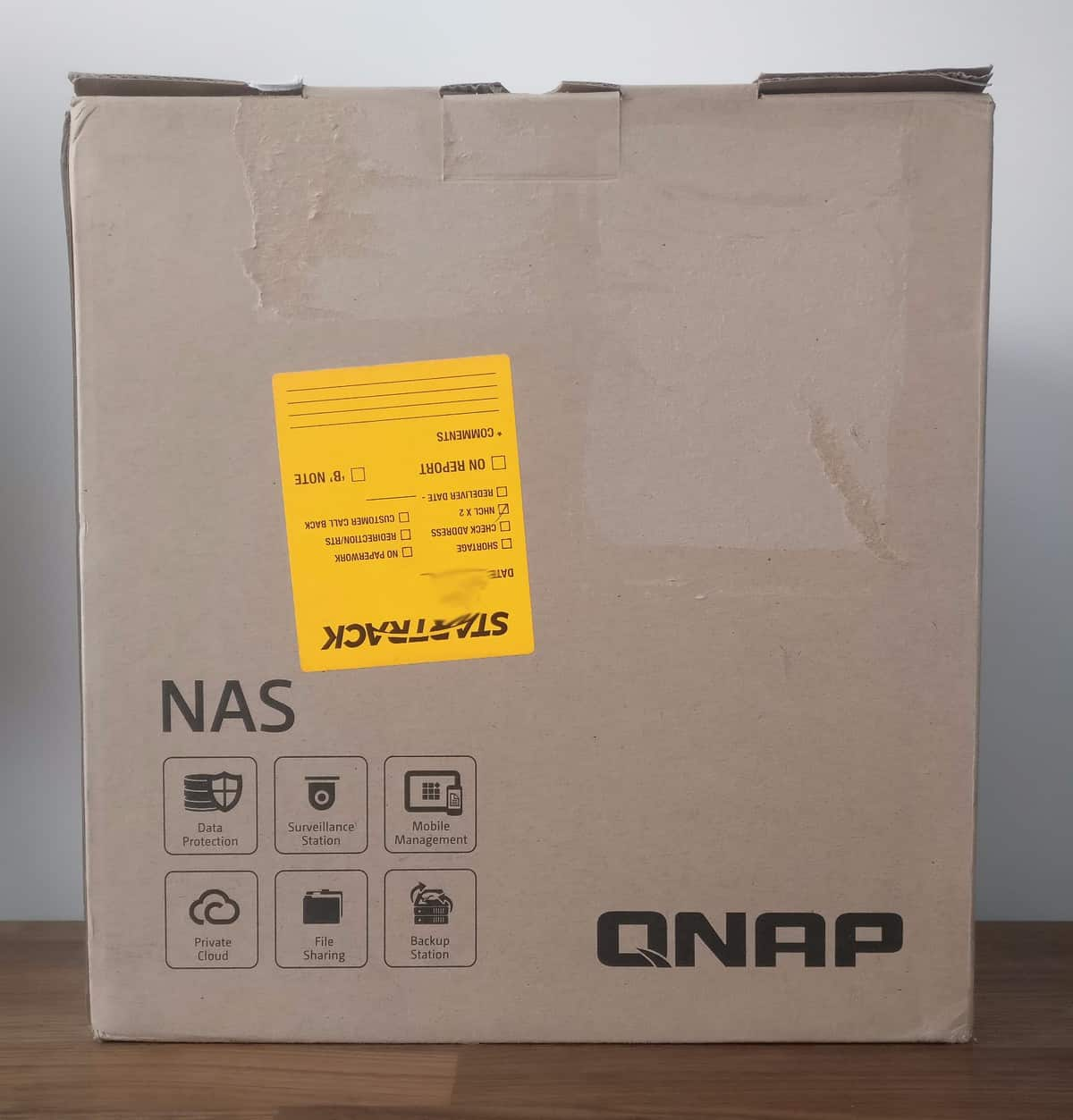 QNAP TS-453B 4 Bay NAS Review - The Streaming Blog