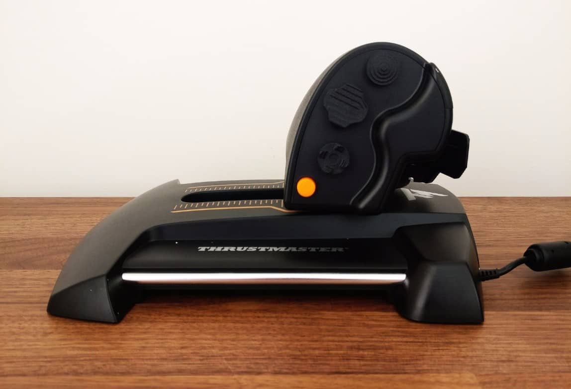 Thrustmaster T 16000M FCS Hotas Joystick Review - The Streaming Blog