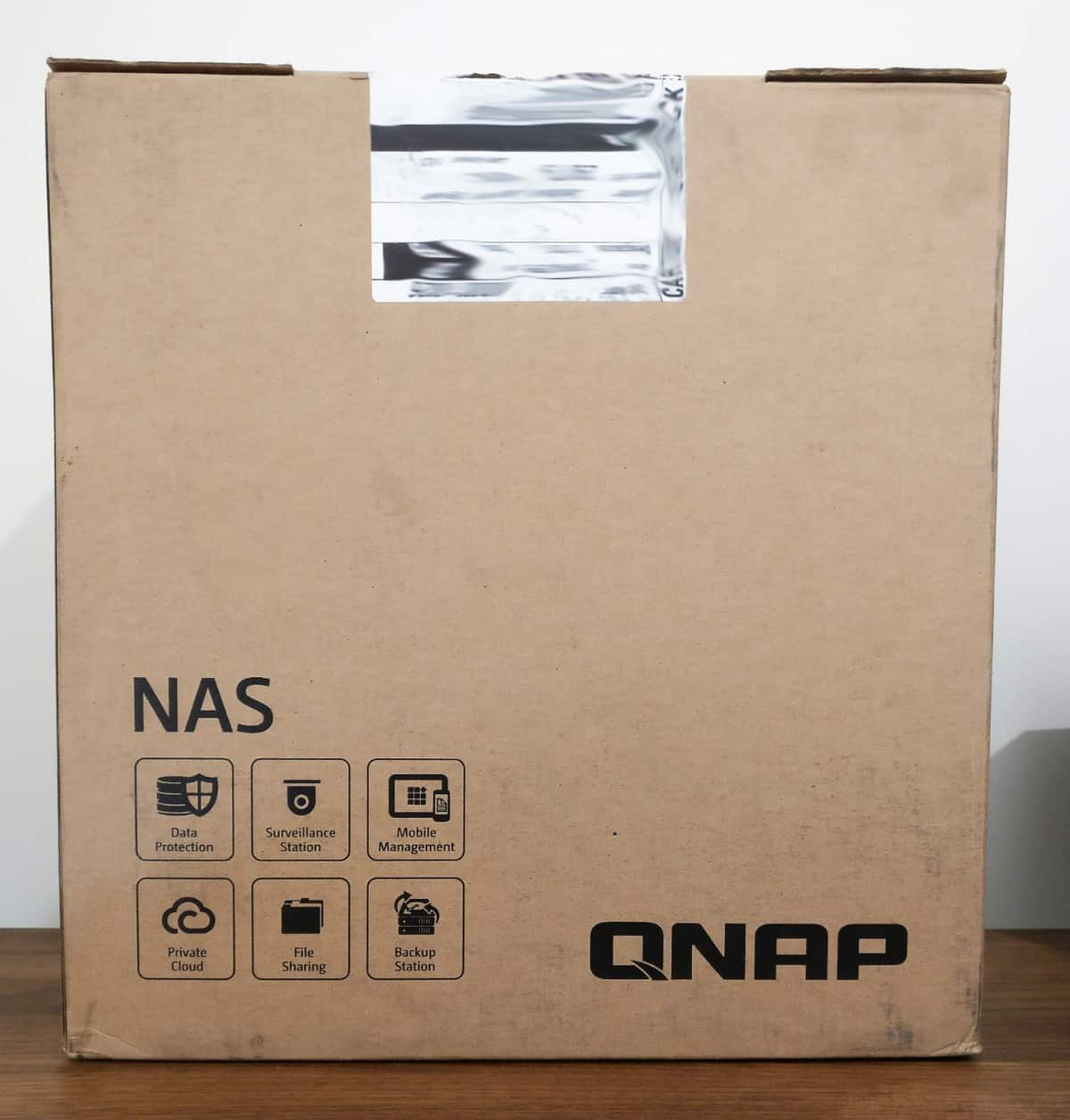 QNAP TS-453BT3 4 Bay NAS Review - The Streaming Blog