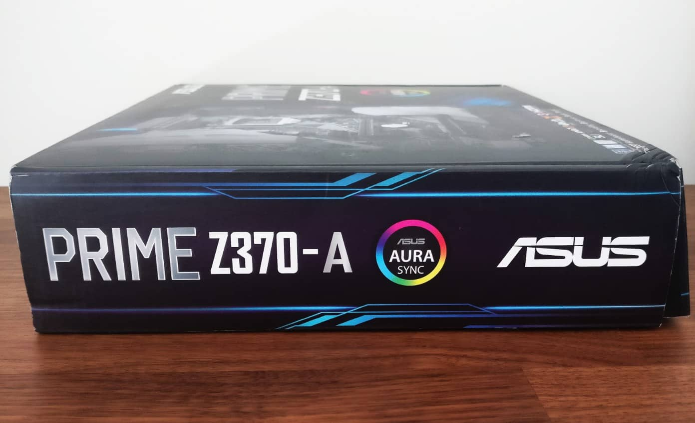 ASUS Prime Z370-A Motherboard Review - The Streaming Blog