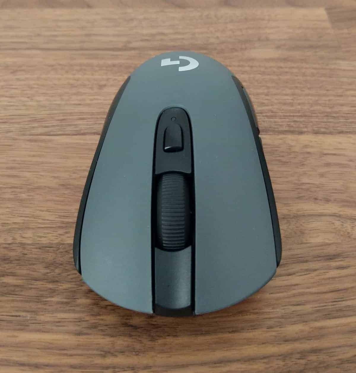 Logitech Mouse Not Pairing