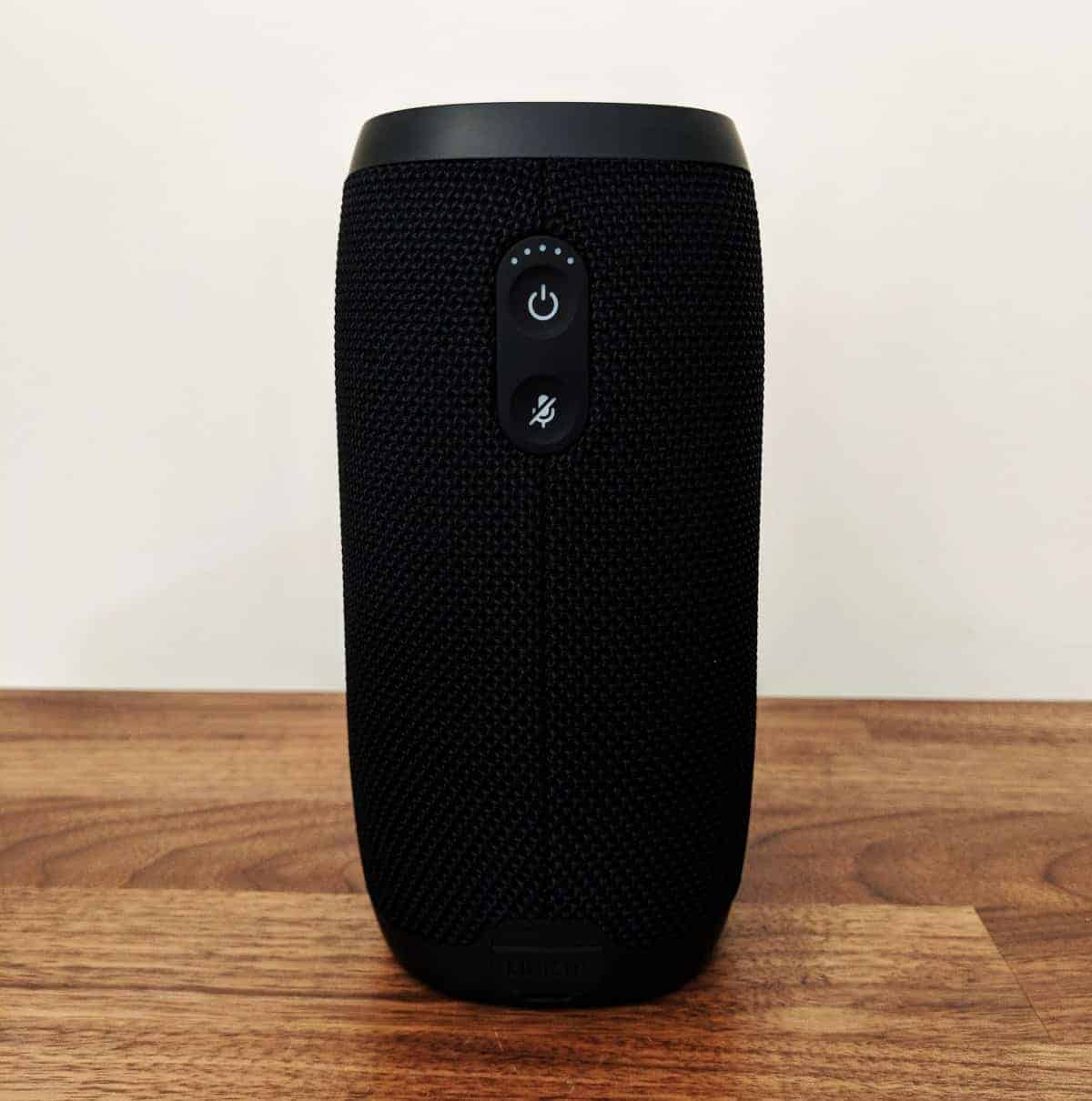 JBL Link 10 Voice-Activated Bluetooth Speaker Review - The