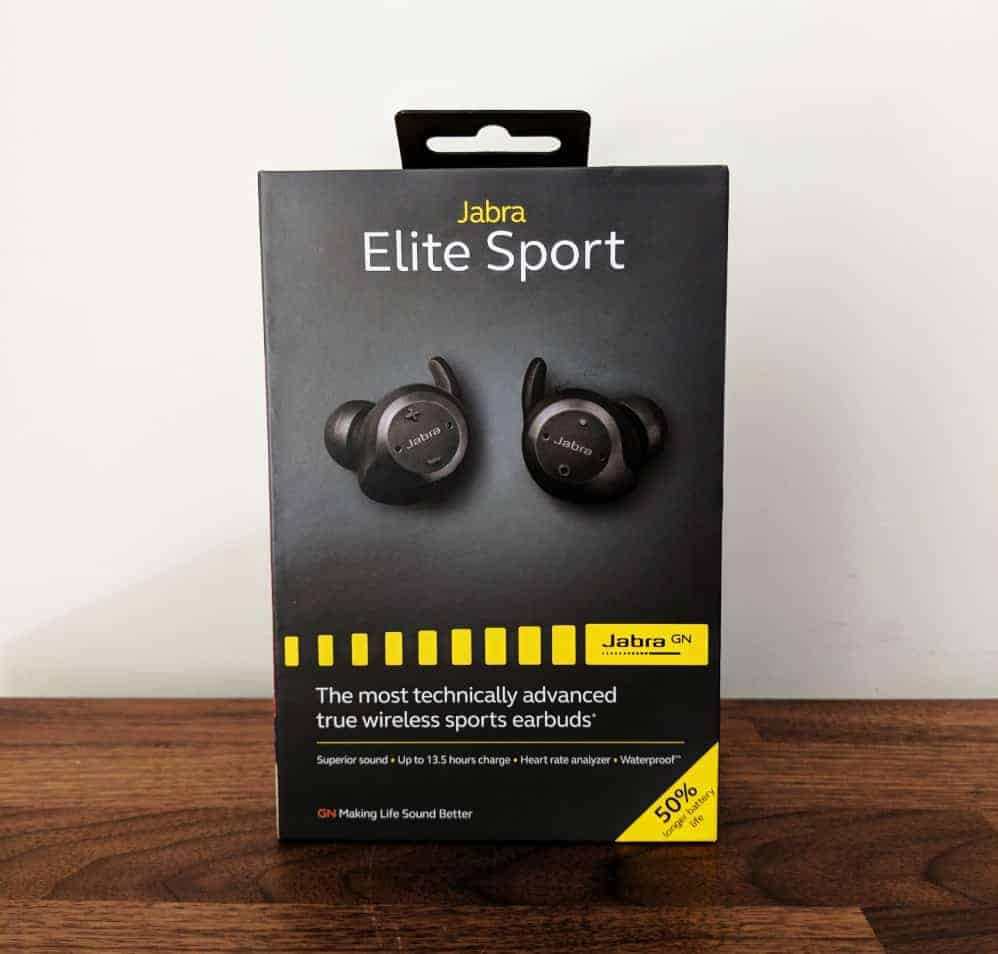8f662fe9ee3 This time, let's move on and talk more about the Elite Sport v2 Wireless  Sports Earbuds itself.