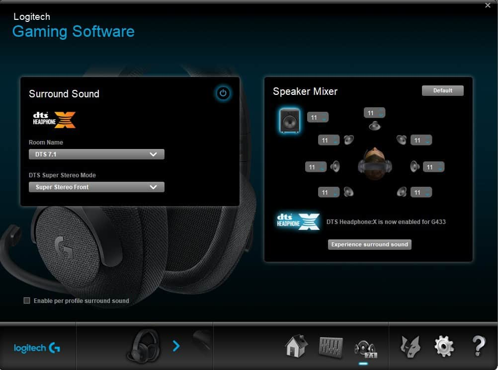 Logitech G433 Gaming Headset Review - The Streaming Blog