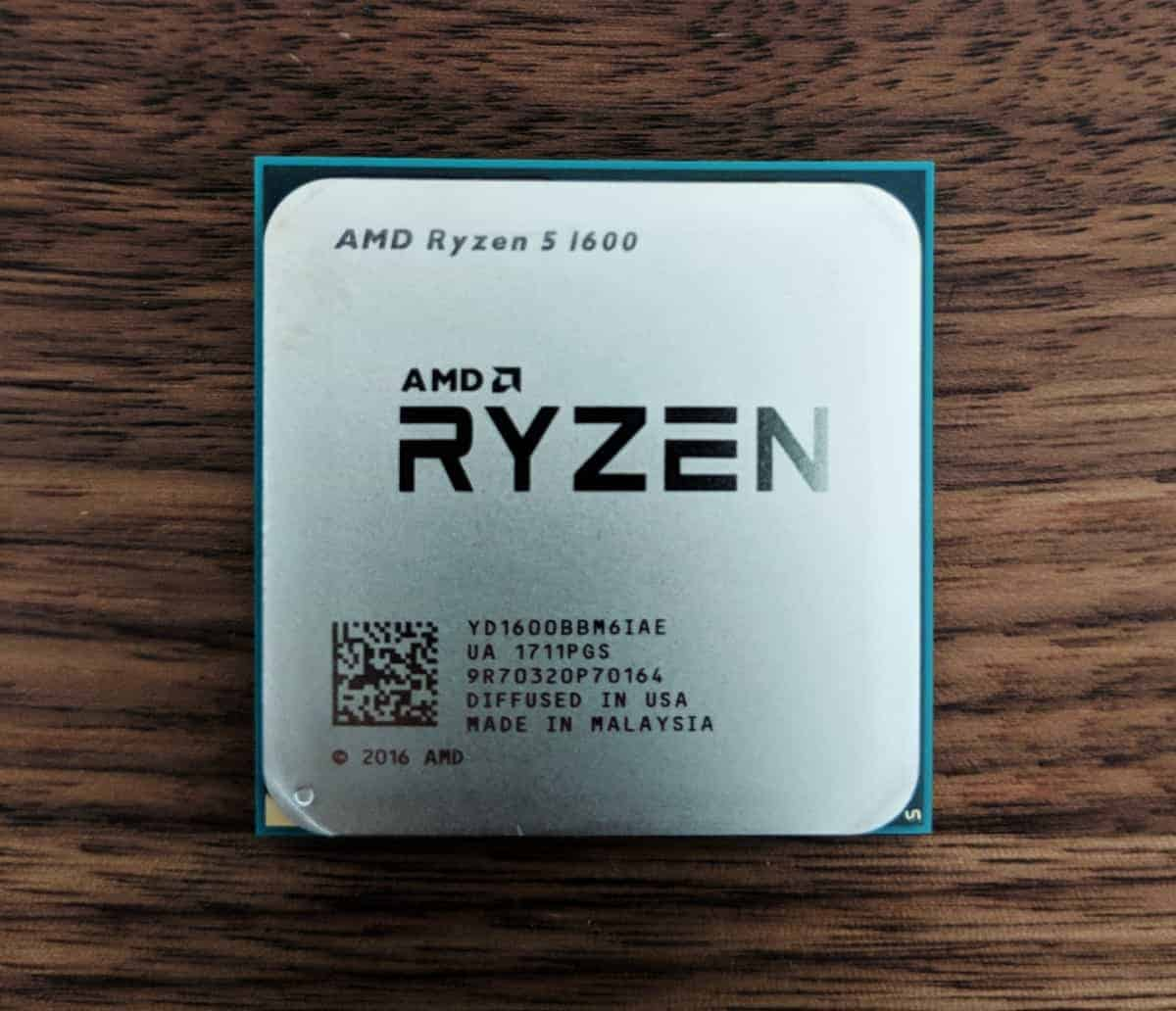 AMD Ryzen 5 1600 CPU Review - The Streaming Blog