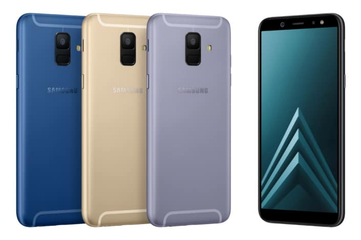 Galaxy-A6-and-A6-plus_main_1 Samsung Introduces the Galaxy A6 and A6+