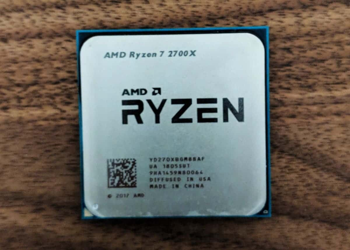 Ryzen 7 2700X Review - The Streaming Blog