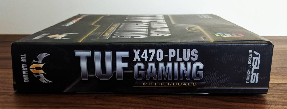 ASUS TUF X470-Plus Gaming Review - The Streaming Blog