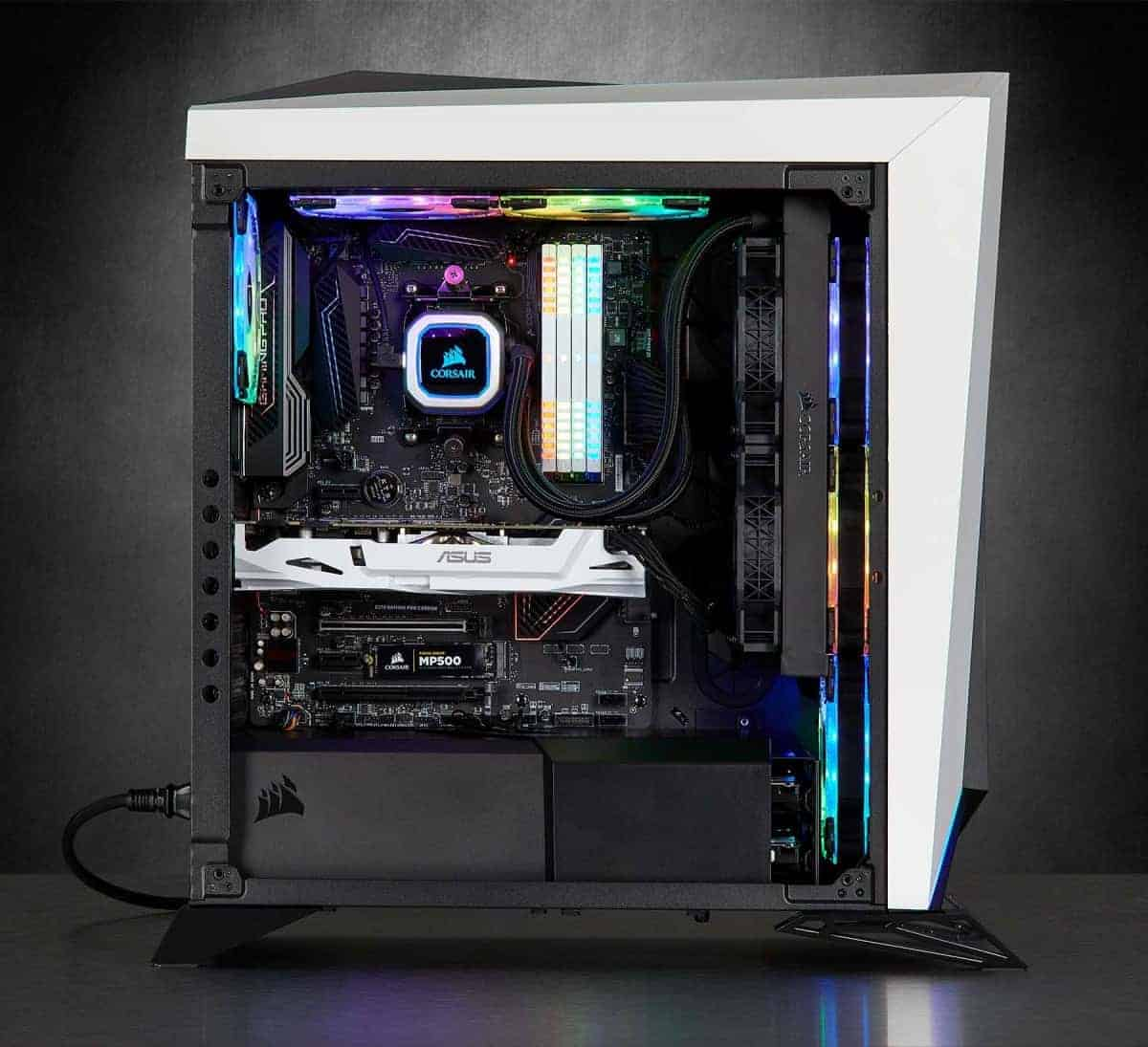 CORSAIR Launches New SPEC-OMEGA RGB - The Streaming Blog