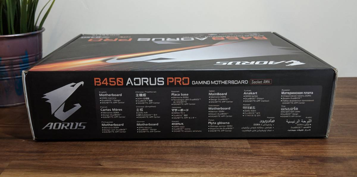 B450 AORUS Pro Review - The Streaming Blog