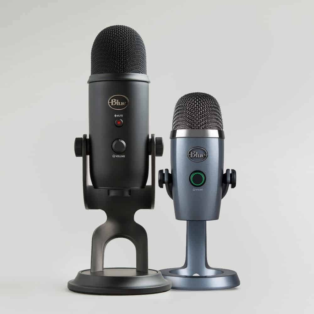 blue introduces yeti nano usb mic for recording and streaming the streaming blog. Black Bedroom Furniture Sets. Home Design Ideas