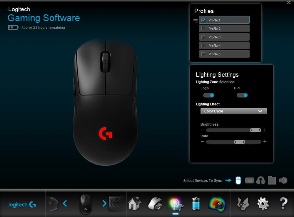 Logitech G Pro Wireless Gaming Mouse Review The