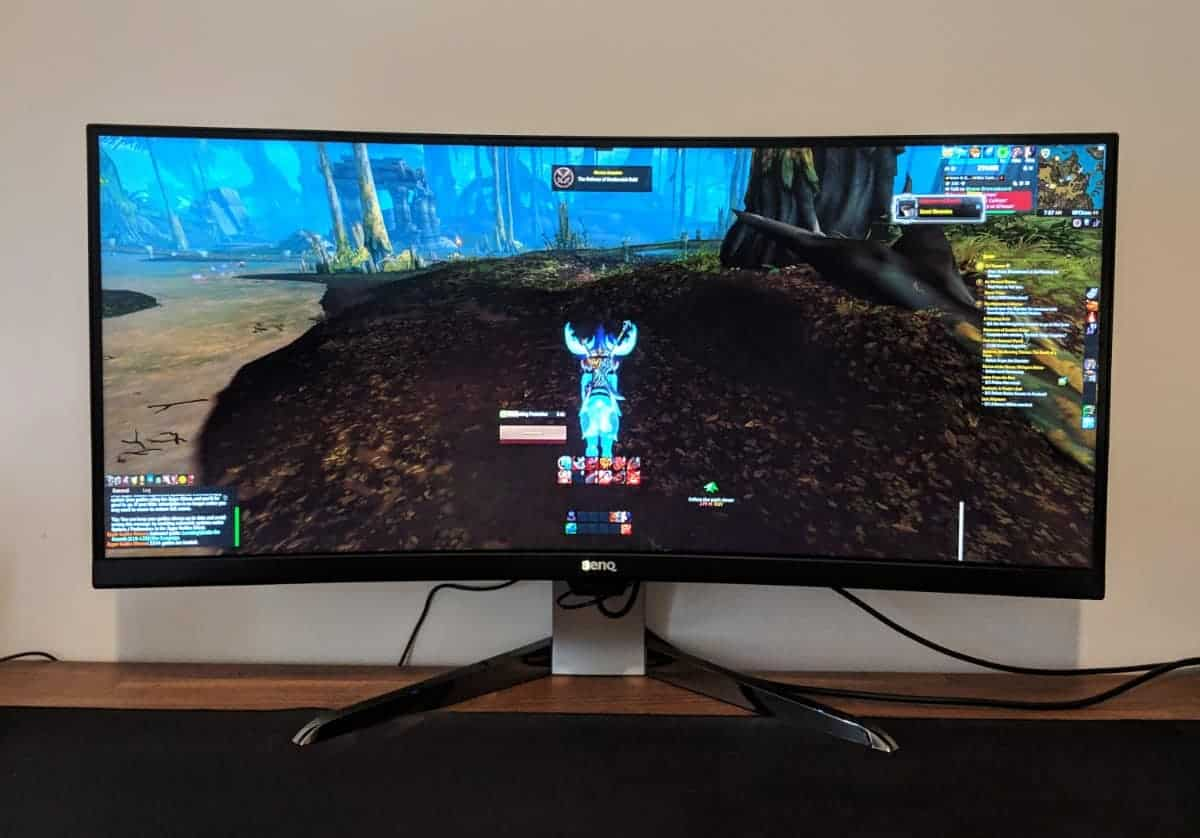 Benq-35-Ultrawide-Photos-02 BenQ EX3501R Ultrawide Monitor Review