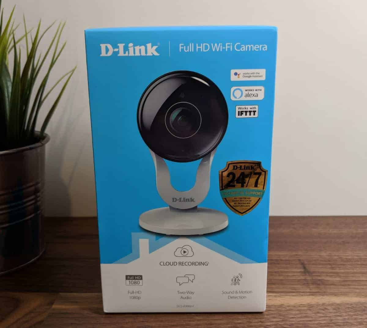 D-Link DCS-8300LH Wi-Fi Camera Review - The Streaming Blog