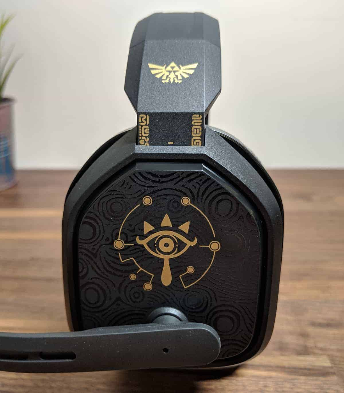 Astro A10 Zelda Breath of the Wild Review - The Streaming Blog