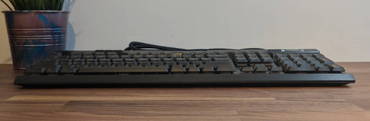 Corsair K70 MK 2 Low Profile Mechanical Keyboard Review