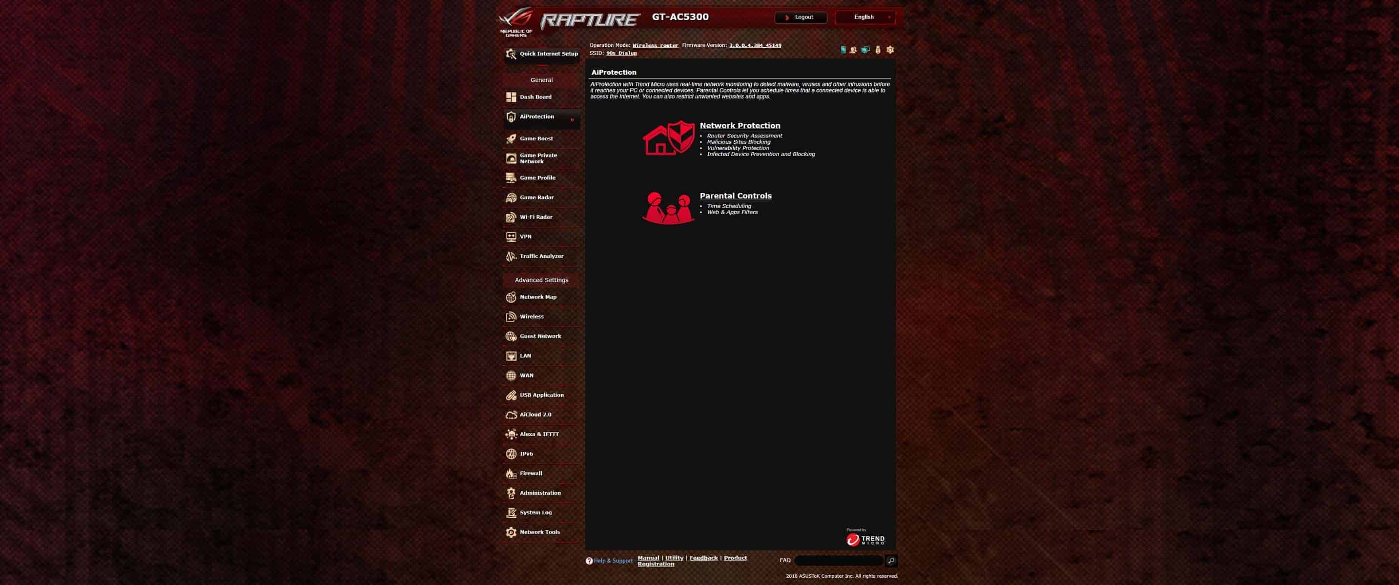 Asus ROG Rapture GT-AC5300 Review - The Streaming Blog