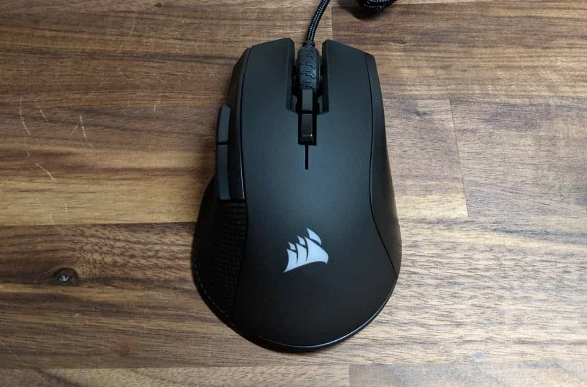 Corsair Ironclaw RGB Review - The Streaming Blog