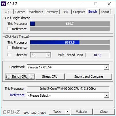 Intel i9-9900k Review - The Streaming Blog