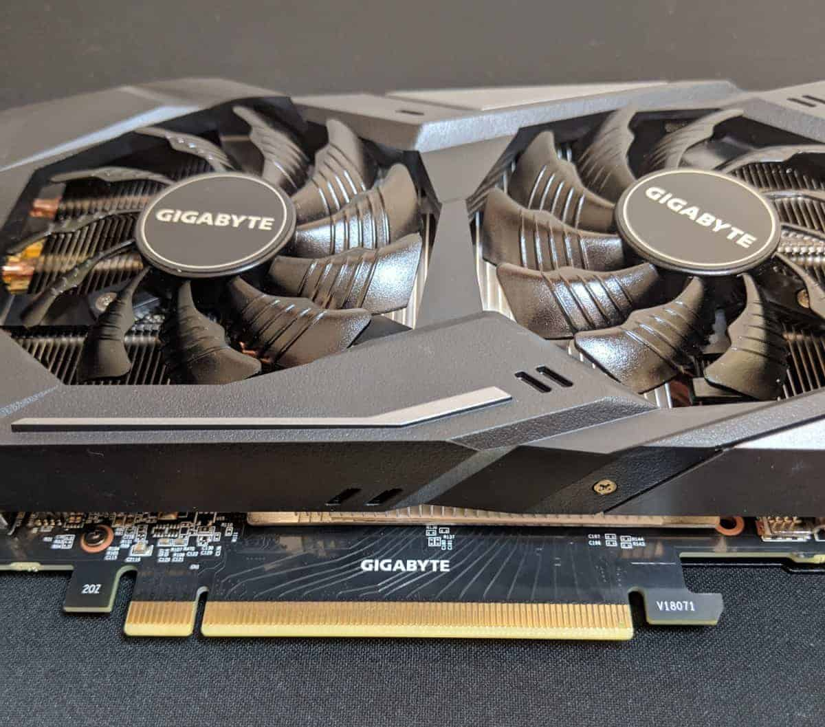 Gigabyte RTX 2060 Gaming OC Pro 6G Review - The Streaming Blog