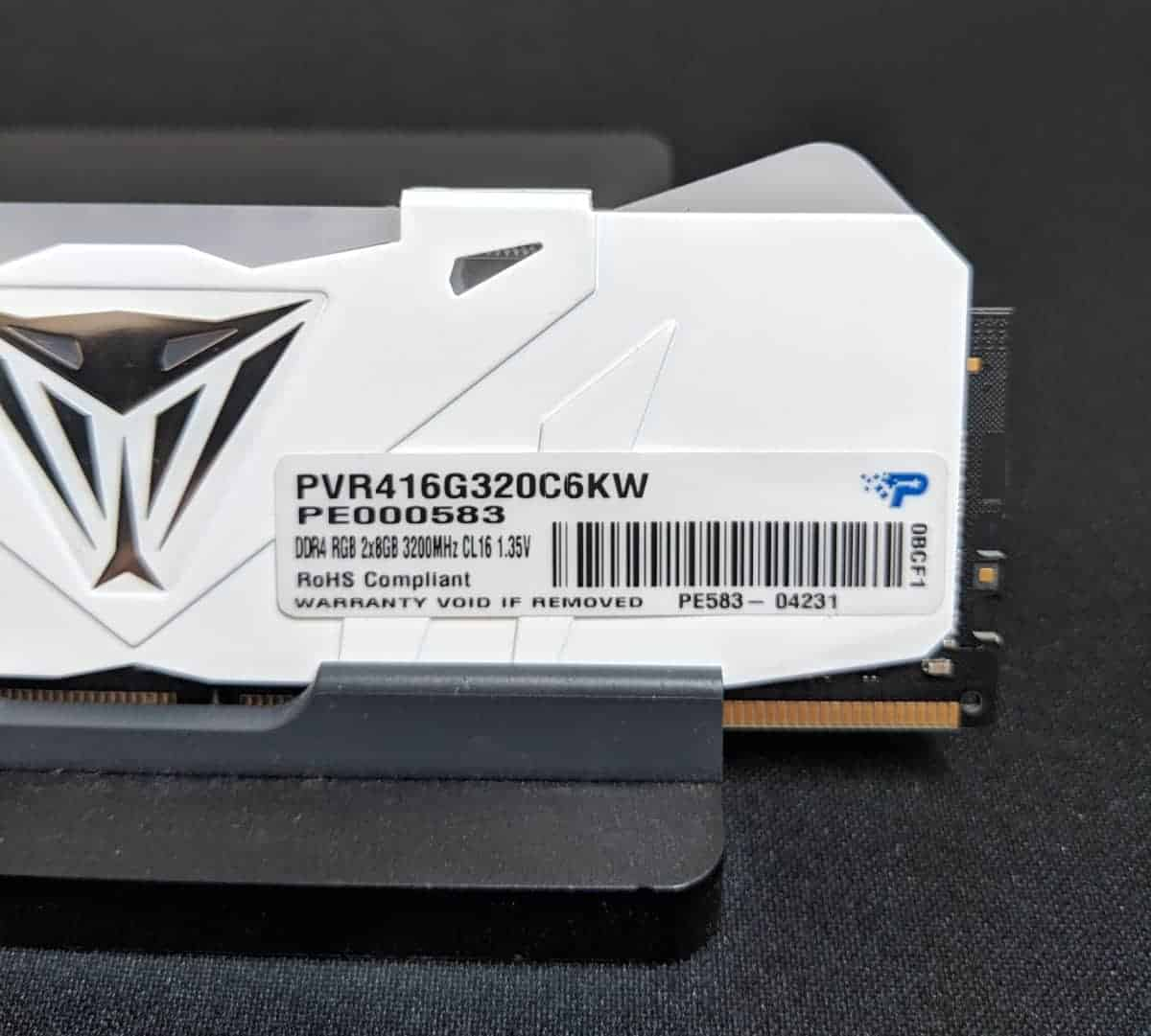 Viper RGB 3200MHz DDR4 RAM Review - The Streaming Blog