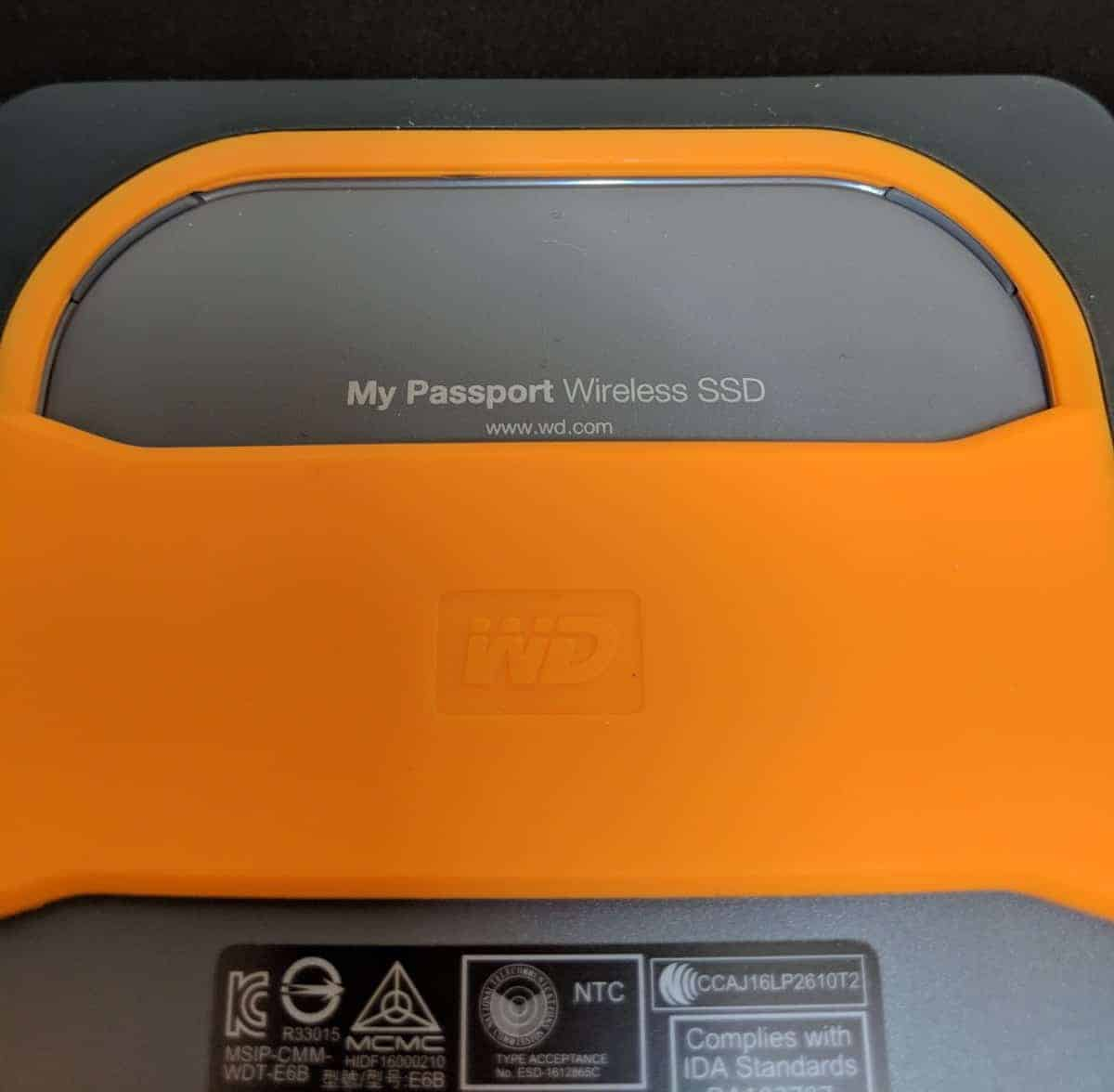 WD My Passport Wireless SSD Review - The Streaming Blog