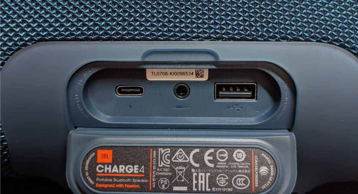 JBL Charge 4 Review - The Streaming Blog