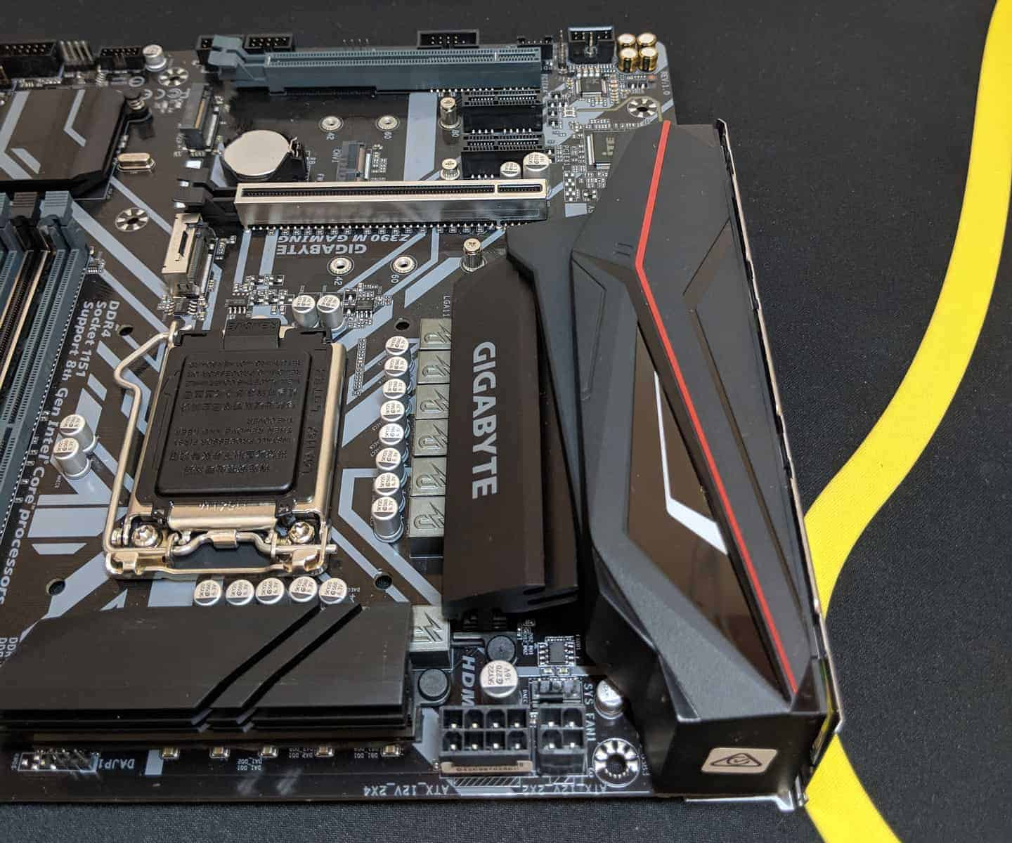 Gigabyte Z390 M Gaming Motherboard Review - The Streaming Blog